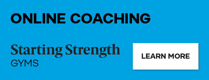 starting strength gym learn more