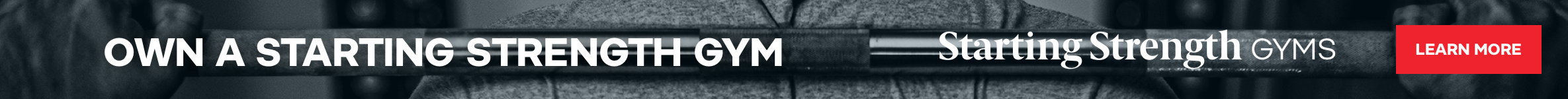 starting strength gym